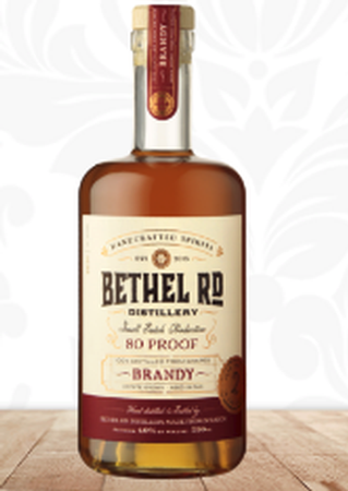 Barrel Aged Brandy 750ml